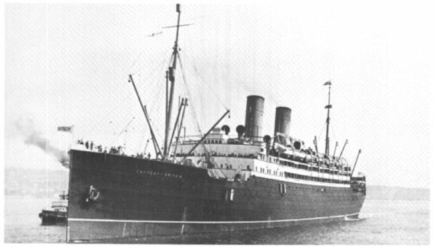 S.S. Empress of Britain